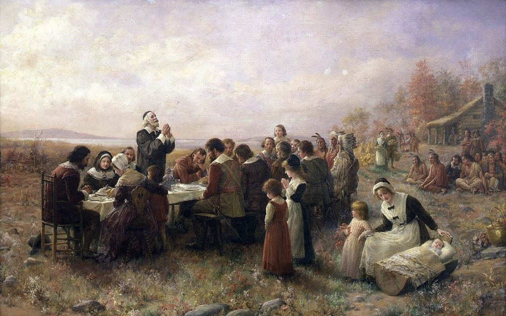 The Real Origins of Thanksgiving